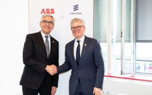 ABB and Ericsson Strike Industry 4.0 Collaboration
