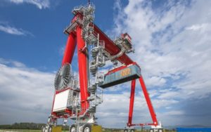 Kuenz to Deliver First Freerider Units