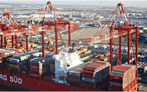 Liebherr Strengthens US Container Terminals