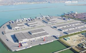 Port of Rotterdam Unveils Food Hub