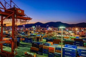 Busan Port Rolls Out Container Cone Innovation