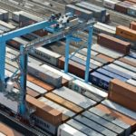 Distributing Intelligence in Container Terminals