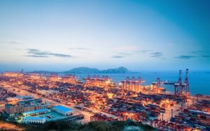 Saab to Strengthen Security of Shanghai Port