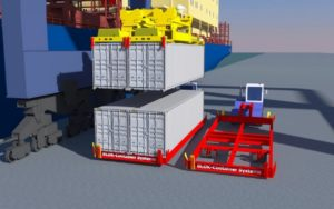 BCS Shares New Concept for Tandem Lift Spreaders
