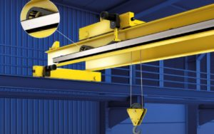 New Easy Guide System for Crane Cable Carriers