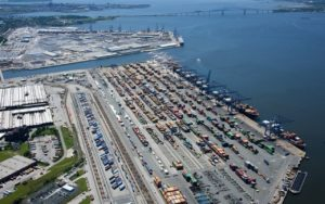 Port of Baltimore Signs Saab for Systems Upgrade