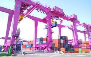 Korean Terminal Invests in LASE for Stopping Truck Lifts
