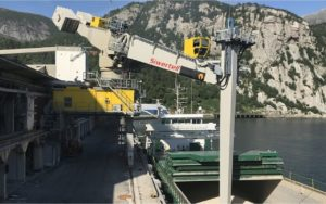 Siwertell Eco Unloader to Boost Arctic Terminal