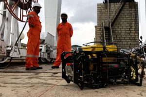 Rotterdam and North Sea Ports Completes Underwater Robot Tests