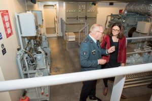 EU Commissioner Visits Port of Rotterdam