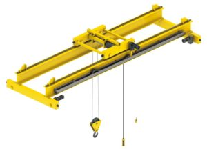 Tsubaki Delivers Easy Guided System to Crane Specialists
