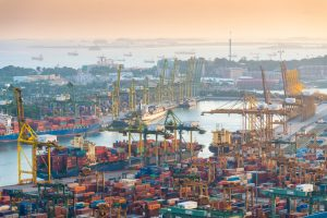 Singapore informs on November port performance