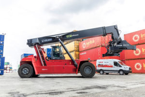 Kalmar receives major order from ACFS for eco-efficient technology