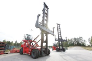 Kalmar supplies DR Depots with new empty container handlers