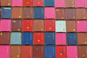 Port of Rotterdam unveils pin-free blockchain container handling pilot