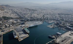 Piraeus strikes deal with INFORM to digitise car terminal