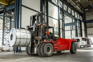 Kalmar to deliver four forklifts to Yizheng Port
