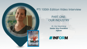 Inform discusses the port industry's most pressing priorities (video)