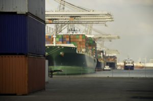 Port of Rotterdam Authority to deepen port basin
