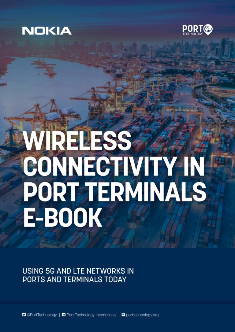 Wireless Connectivity in Port Terminals E-Book
