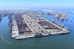 Port of Rotterdam hails Just-in-Time success