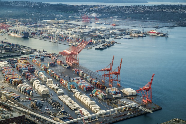 Nokia to deploy cloud software at Port of Seattle