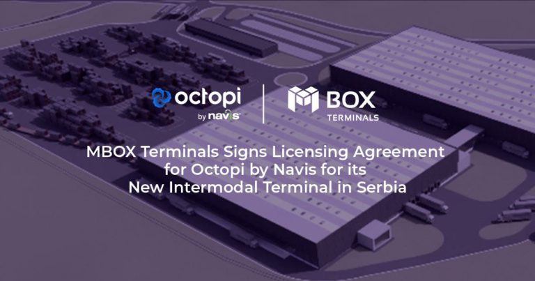 Serbian terminal chooses Octopi by Navis