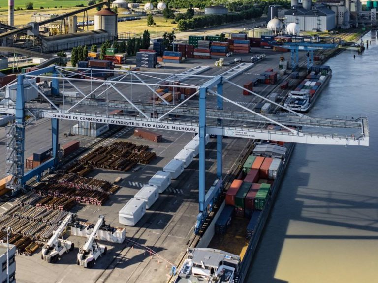 Swissterminal takes over three French inland ports