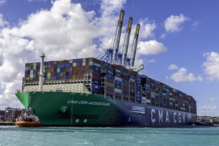 Malta Freeport credits equipment upgrade for CMA CGM call
