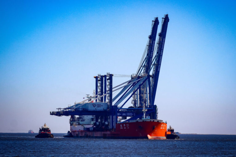 SC Ports welcomes two more STS cranes