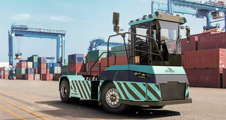 Bollore Ports receives 36 electric towing vehicles