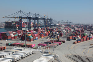 Cutting carbon central to port plans