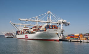 Port of Oakland sees continued surge in TEU