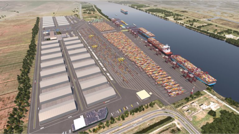 Plaquemines Port and APMT to work on design of new port