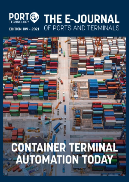 Container Terminal Automation Today