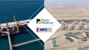 HPC to support optimisation of Chilean terminal