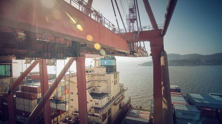 Maersk enjoys exceptional start to 2021