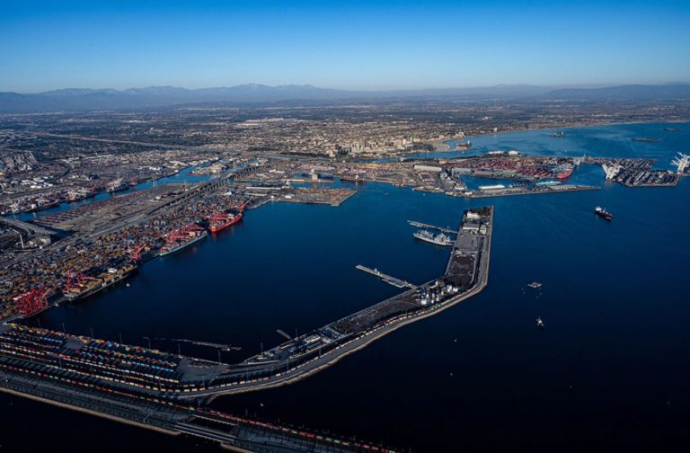 SpaceX to take over marine terminal at Port of Long Beach