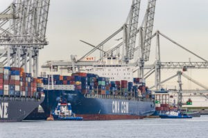 CMA CGM signs innovation deal with CNES