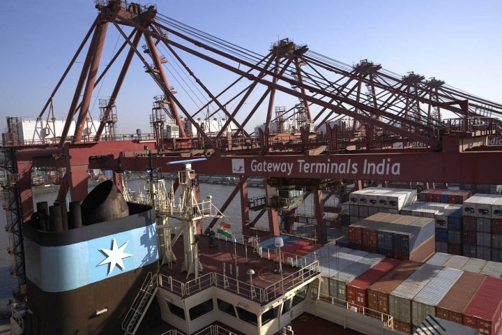 Maersk Sri Lanka , Jan. 2020