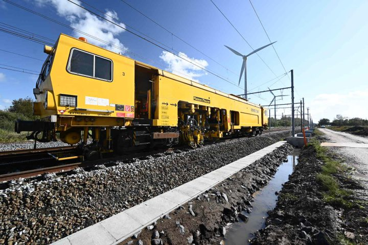 The Port of Zeebrugge will upgrade its rail infrastructure with Infrabel