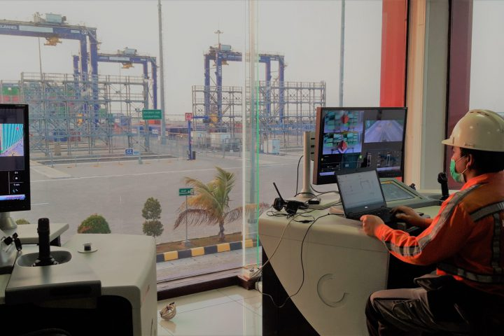 Konecranes wins automation service contract in Indonesia