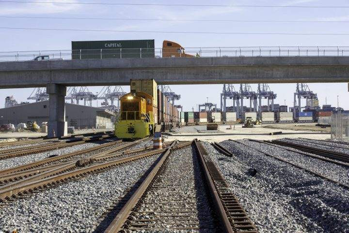GPA reaches mega rail milestone