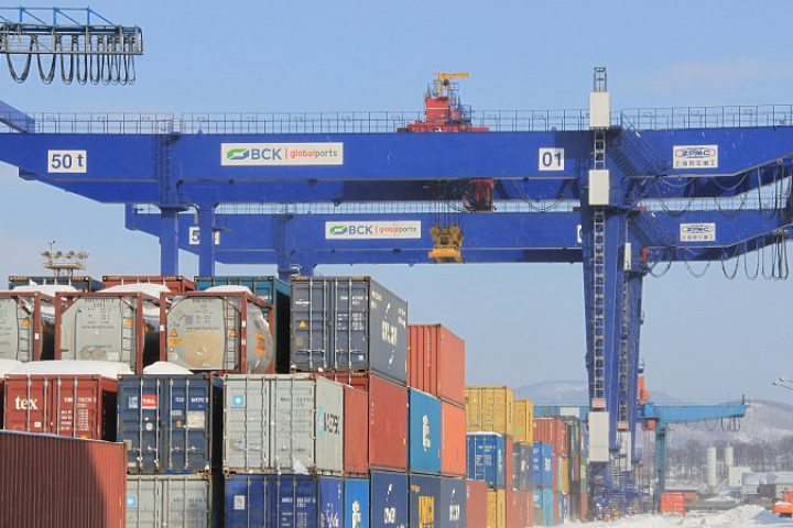 Global Ports puts RMG into action