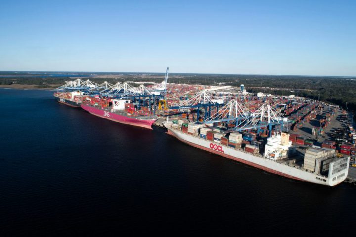 The Port of Charleston finished fiscal year 2019 strong with 9% year-over-year growth in volumes.