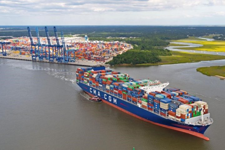 SC Ports has had its best month since the outbreak of COVID-19