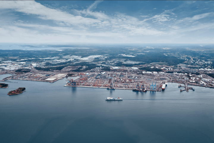 The Port of Gothenburg has unveiled its latest digital strategy