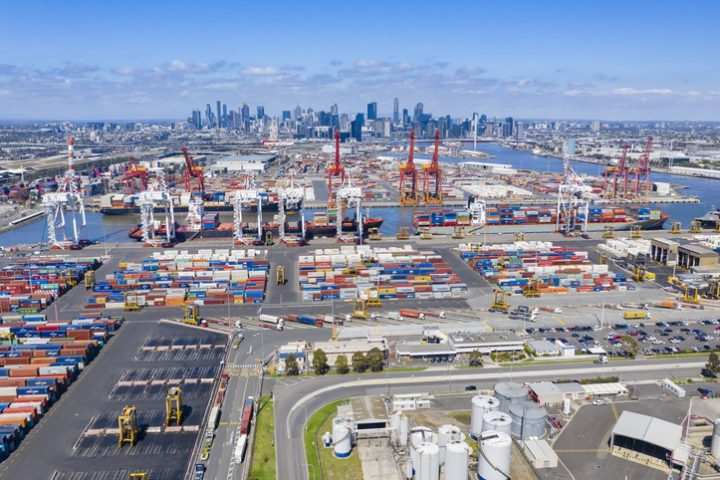 Port of Melbourne launches new rail project