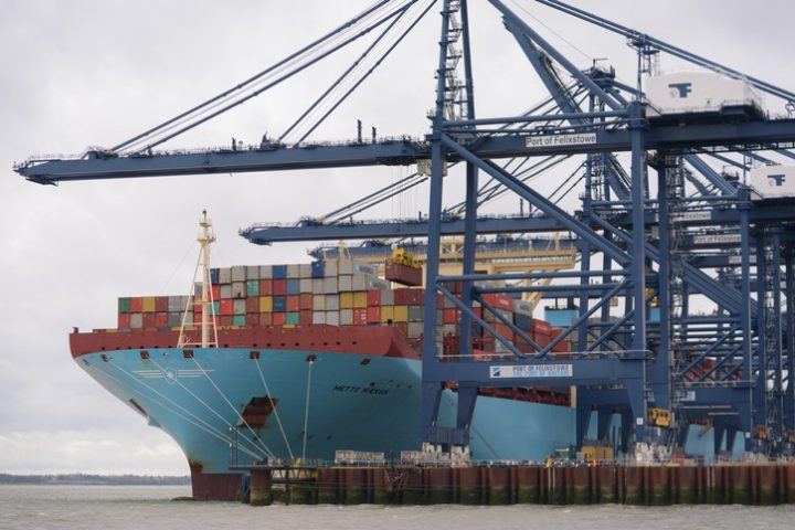Port of Felixstowe and Three UK to trial 5G and IoT technology