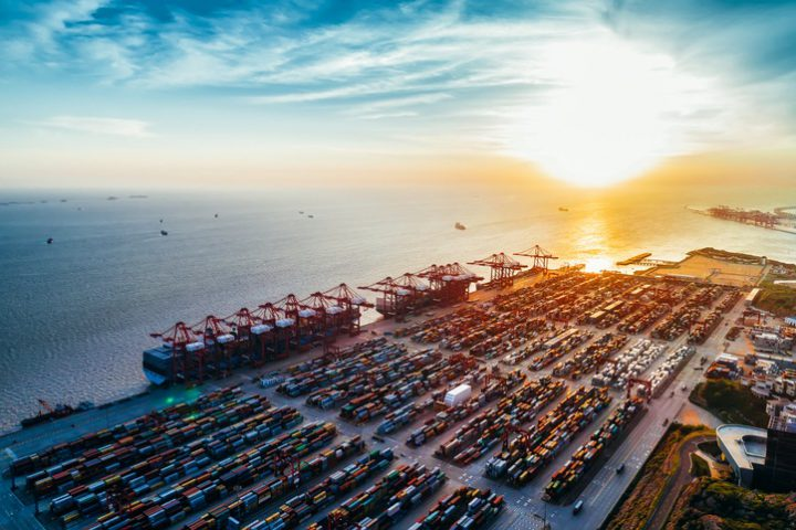It is unclear how the pandemic will affect container terminal automation